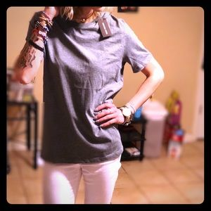 Michael Kors gray Tshirt